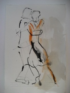 Tangoumarmung 1