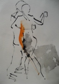 Tangoumarmung 2